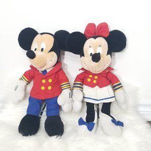 Disney | Cruise Line Captain Mickey and Minnie
